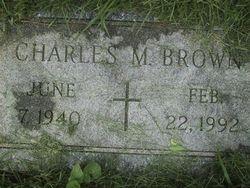Charles M Brown