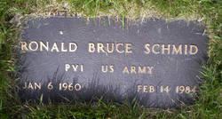 Ronald Bruce Schmid