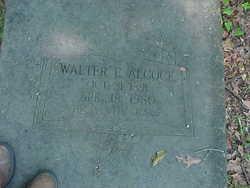 Walter Everett Alcock
