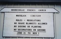 White Lick Cemetery