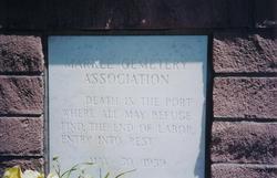 Markle Cemetery