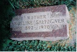 Angeline C. <i>Berke</i> Saltzgiver