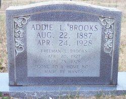 Addie Lee <i>Elliott</i> Brooks
