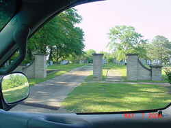 Gordo City Cemetery