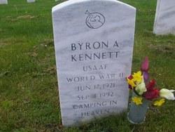 Byron Andrew Kennett