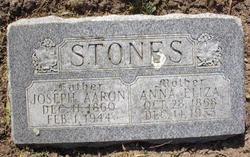 Anna Eliza <i>Housley</i> Stones