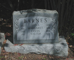 Walter Barnes