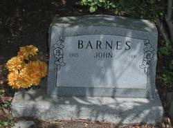 John Barnes