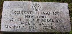 Robert Harry Vance