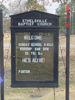 Ethelsville Cemetery