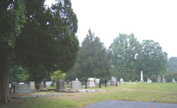 White Oak Baptist Church Cemetery