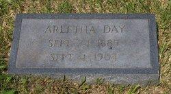 Arletha Jane <i>Dean</i> Day