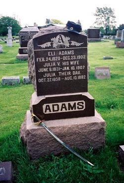 Pvt Eli Adams