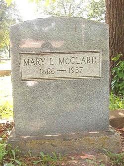 Mary Elizabeth <i>Bennett</i> McClard