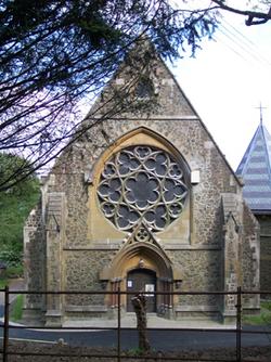 St Wulstan Roman Catholic Churchyard