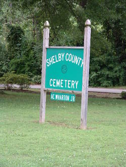 Shelby County Cemetery