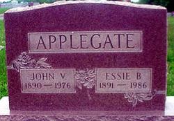Essie Max <i>Basham</i> Applegate
