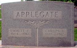 Carlos A. <i>Bircher</i> Applegate