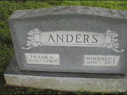 Frank V Anders
