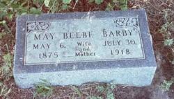 May <i>Beebe</i> Barby