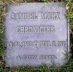 Samuel Marx