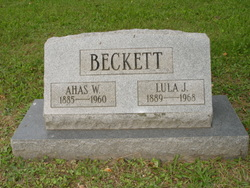 Ahas W. Beckett
