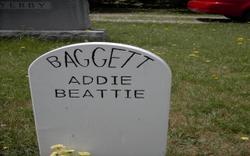 Addie Beattie Baggett