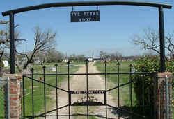 Tye Cemetery