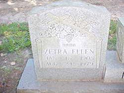 Zetra Ellen Ross