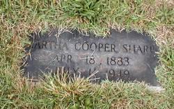 Martha Ann <i>Cooper</i> Sharp