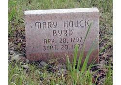 Mary <i>Houck</i> Byrd