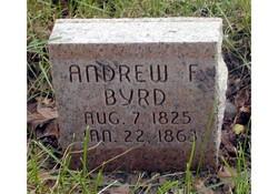 Andrew Felix Byrd