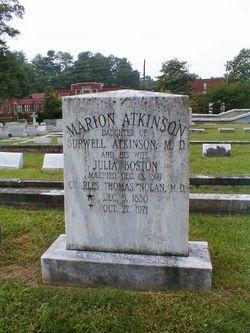 Marion Atkinson