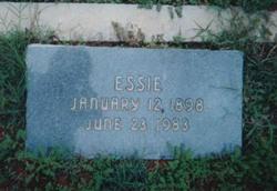 Essie <i>White</i> Chapmond
