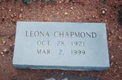Leona Rae <i>Harter</i> Chapmond