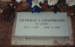 General Lafayette Chapmond