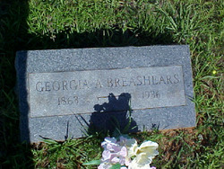 Georgia Ann <i>Chapmond</i> Breashears