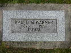 Ralph Milan Warner
