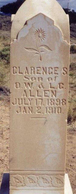 Clarence Samuel Allen