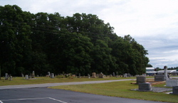 Bramlett United Methodist Church Cemetery