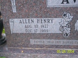 Allen Henry Avery