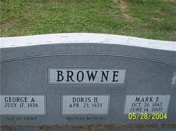 Mark E Browne