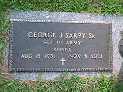 George J. Sarpy, Sr