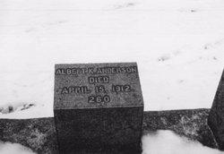 Albert Karvin Anderson