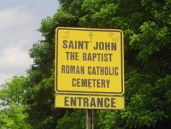 Saint John the Baptist Roman Catholic Cemetery