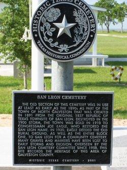 San Leon Cemetery