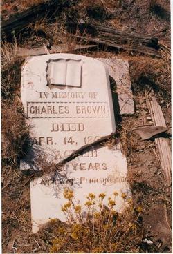 Charles Brown