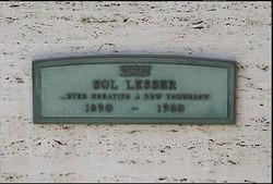 Sol Lesser