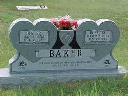 Rosetta Baker