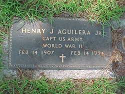 Dr Henry J. Aguilera, Jr